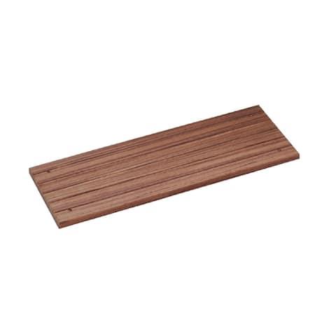 Whitecap Teak Deck Step-Large - 60502