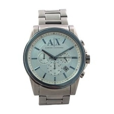 Armani Exchange Ax2058 Chronograph Stainless Steel Bracelet Watch Watch For Men