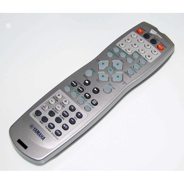 OEM Yamaha Remote Control Originally Shipped With: DVXC310SL, DVX-C310SL, DVXC770, DVX-C770
