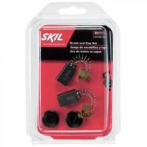 Skil 95111L Brush and Cap Assembly Set