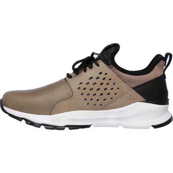 Shop Skechers Men's Relven Hemson Sneaker Tan Overstock