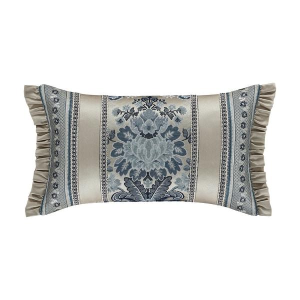 Five Queens Court Geraldine Boudoir Throw Pillow. Opens flyout.