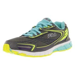 2ed7a7a12ee11 Fila Steel Strike 5 Energized Running Women's Shoes