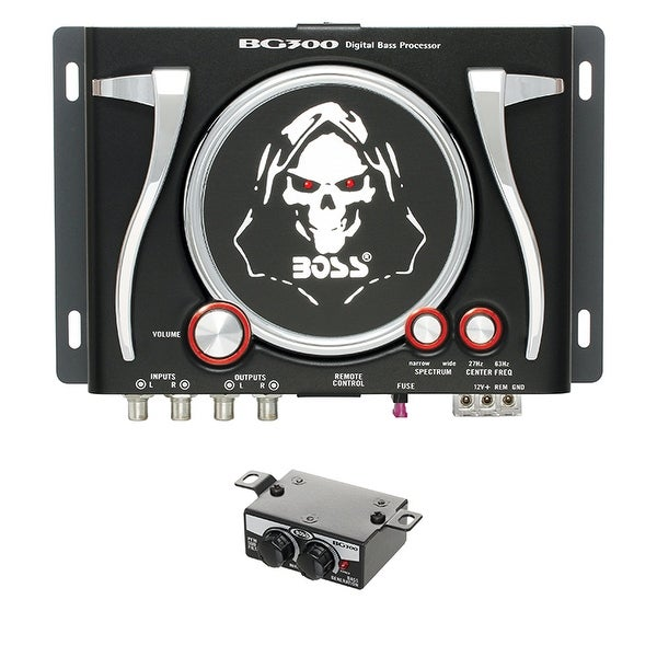 Boss Bass Generator