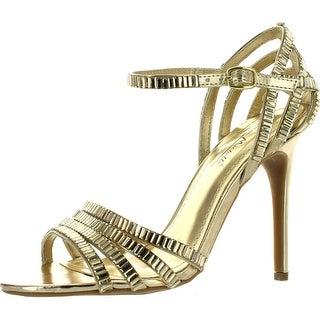 Bamboo Womens Princess-07 Stunning Party Heels Sandals