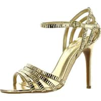 Bamboo Womens Princess-07 Stunning Party Heels Sandals