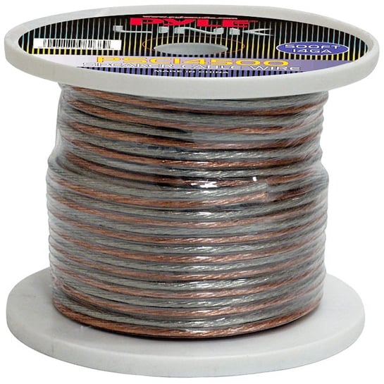 14 Gauge 500 ft. Spool of High Quality Speaker Zip Wire