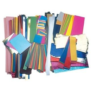 Hygloss 085580 Smart Paper Remnants Bargain Box, 10 Lb