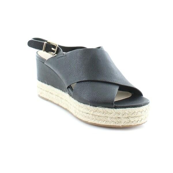 Via Spiga Triana Women's Heels Black - 8.5