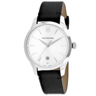 Swiss Army Women's Maverick 241827 Silver Dial watch