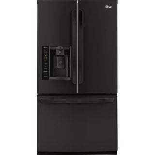 LG LFX25974S 36 Inch Wide 24.7 Cu. Ft. Energy Star French Door Refrigerator with