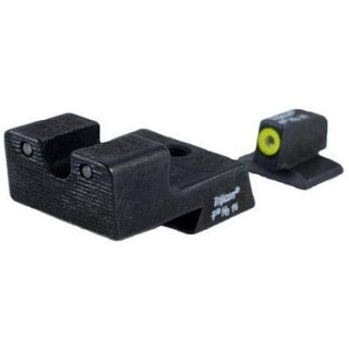 Trijicon 1911 Novak Cut HD Night Sight Set (Yellow Front Outline)