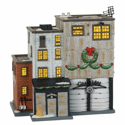 Jack Daniel's Grain Mill