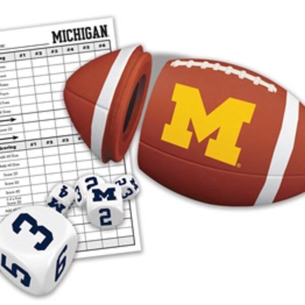 Masterpieces 41533 Michigan Shaken Score Puzzle