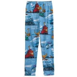 Children's Steam Train, Dream Train - Two-Piece Kid's Pajamas