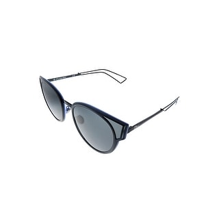 Link to Dior  CD SculptTF 006 Womens Black Frame Grey Lens Sunglasses Similar Items in Women's Sunglasses