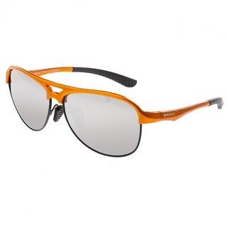 Breed Jupiter Men's Aluminium Sunglasses - 100% UVA/UVB Prorection - Polarized/Mirrored Lens - Multi