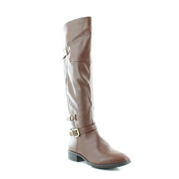Style & Co. Adaline Women's Boots Cognac