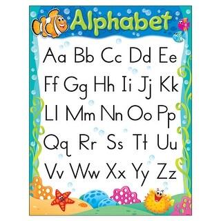 Alphabet Sea Buddies Learning Chart