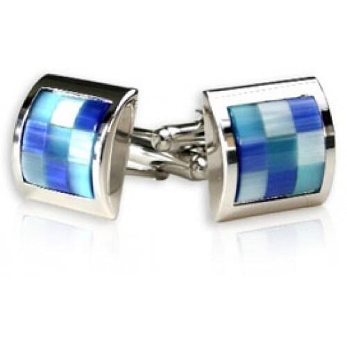 Glacier Blue Cufflinks
