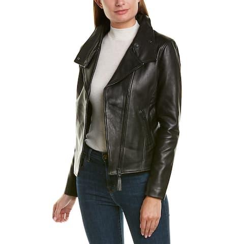 Mackage Sandy Leather Jacket