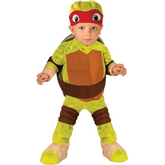 c6d8b1b00f6 Rubies Raphael Infant/Toddler Costume - Green