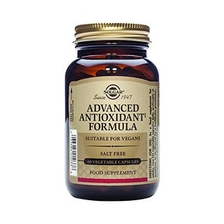 Solgar Advanced Antioxidant Formula (60 Vegetable Capsules)
