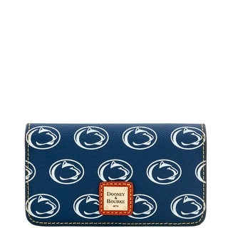 Dooney & Bourke NCAA Penn State Large Slim Phone Case (Introduced by Dooney & Bourke at $78 in Jul 2015) - Navy