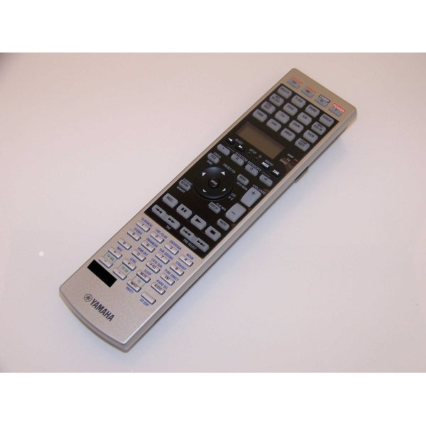 OEM Yamaha Remote Control Originally Shipped With: RXZ7, RX-Z7, RXZ7BL, RX-Z7BL