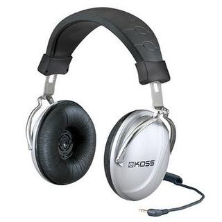 Koss 186511 Stereo Headphone Silver