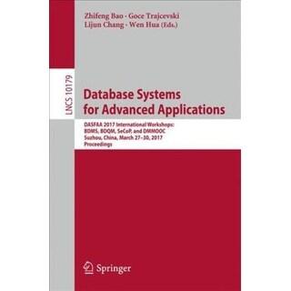 Database Systems for Advanced Applications - Lijun Chang, Wen Hua, et al.