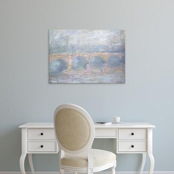 Easy Art Prints 's 'London Views' Premium Canvas Art