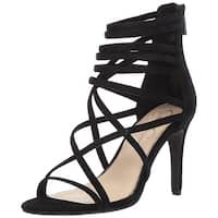 Jessica Simpson Womens Harmon Open Toe Casual Ankle Strap Sandals