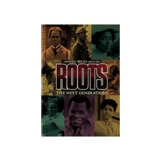 ROOTS-NEXT GENERATIONS (DVD/4 DISC/WS/16:9 TRANS/ENG-SUB)