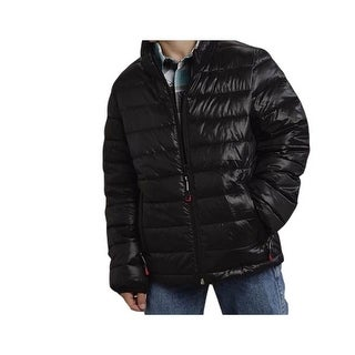Roper Western Jacket Boys Tough Quilted Black 03-397-0693-0520 BL