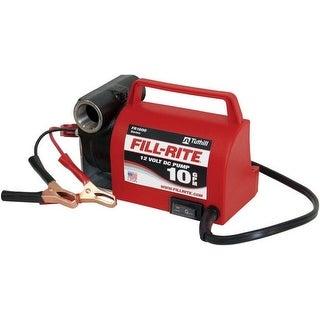 Fill-Rite FR1612 Portable Diesel Fuel Transfer Pump, 10 GPM