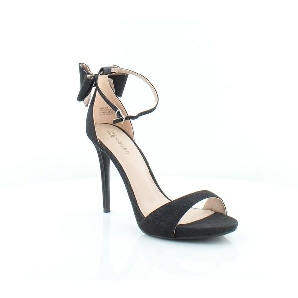 Ziginy Remi Women's Heels Black - 9.5