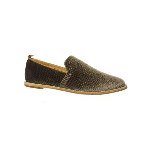 Bill Blass Womens Sutton Welt Taupe Loafers Size 9.5