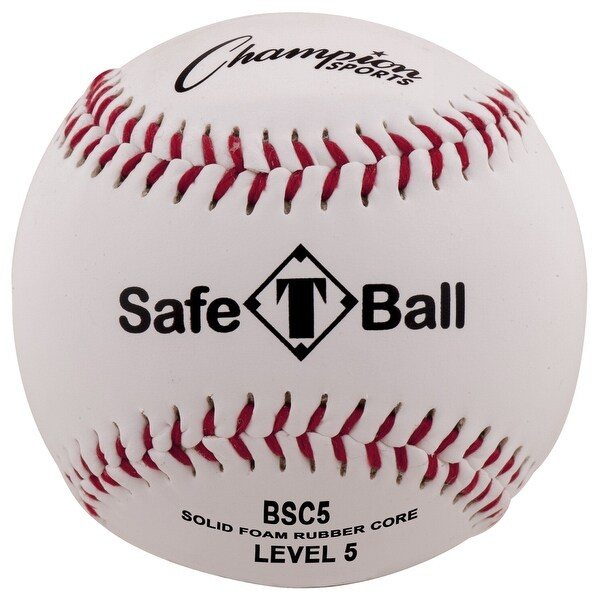 Baseballs For Sale >> Shop Champion Soft Compression Level 5 Baseballs Pack Of 12 On