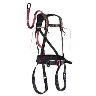 Muddy Outdoors Safeguard Harness - Pink L - MSH405-L