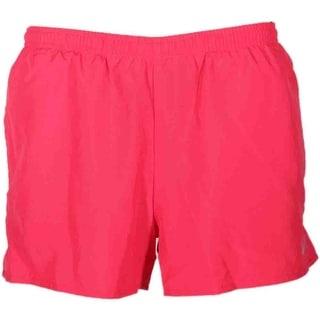 Asics Womens Pktd Short 3.5 Inch  Athletic Shorts Shorts