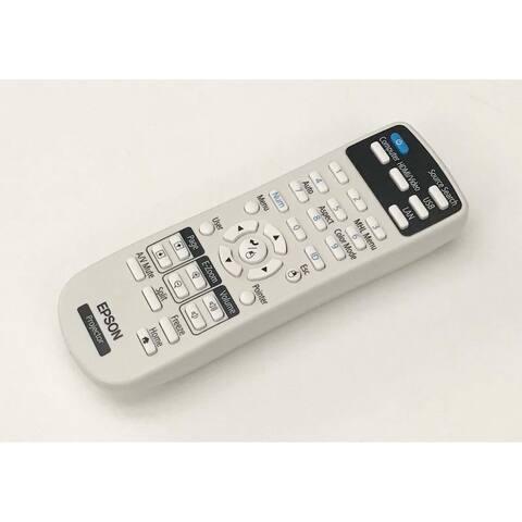OEM Epson Remote Control Supplied With PowerLite W39, X39, X41+, VS350