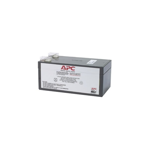 APC RBC47 APC Replacement Battery Cartridge #47 - Spill Proof, Maintenance Free Sealed Lead Acid Hot-swappable