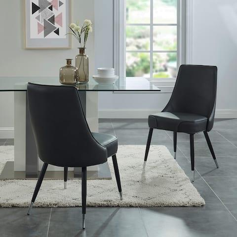 Silvano-Side Chair, Set of 2