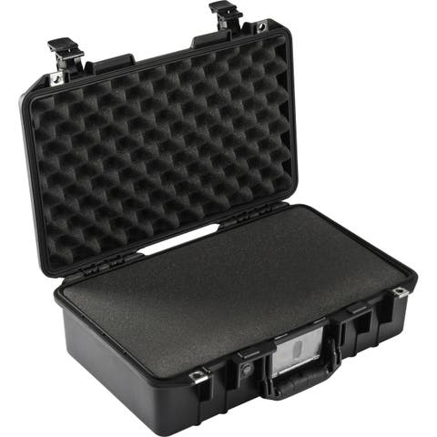 Pelican 1485Air Compact Hand-Carry Case with Pick-N-Pluck Foam (Black)