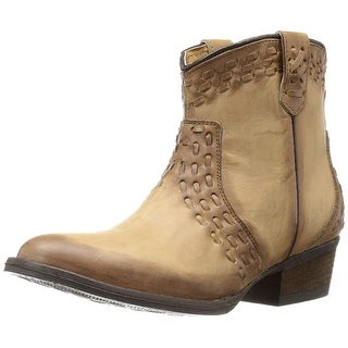 Very Volatile Womens Bravos Closed Toe Ankle Fashion Boots