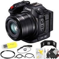 Canon XC15 4K Professional Camcorder Kit