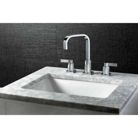 NuvoFusion Widespread Bathroom Faucet