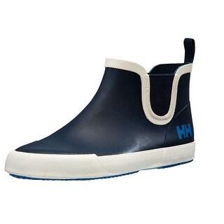 Helly Hansen Men's Sander Rain Shoe - 11391_689 - evening blue/olympian blue