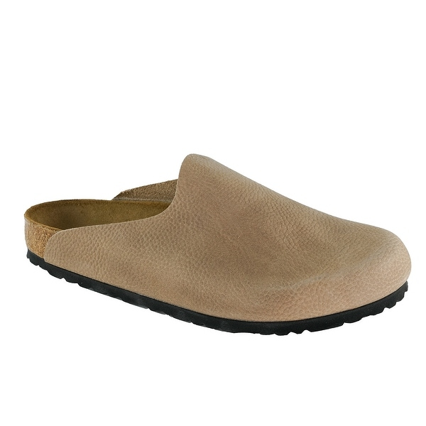 04f580ef103 Shop Birkenstock Amsterdam Leather Clogs - Free Shipping Today - Overstock  - 25071494